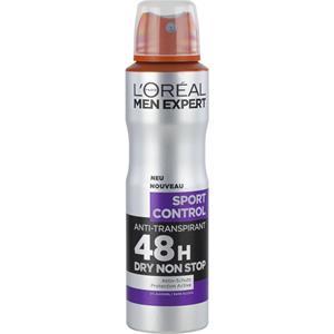 L'Oréal Paris Men Expert - Deodorants - Deodorant Spray Sport Control