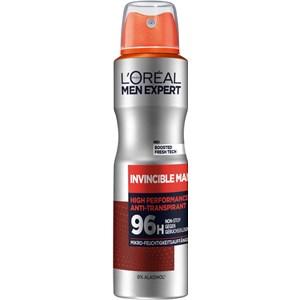 L'Oréal Paris Men Expert - Deodorants - Invincible Man 96h