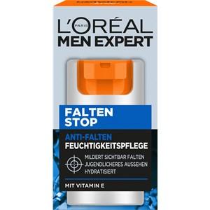 L'Oréal Paris Men Expert - Gesichtspflege - Falten Stop - Feuchtigkeitspflege Anti-Mimik Falten