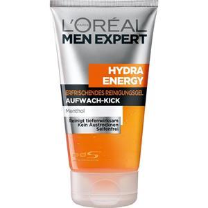 L'Oréal Paris Men Expert - Gesichtspflege - Hydra Energy Erfrischendes Reinigungsgel Aufwach-Kick