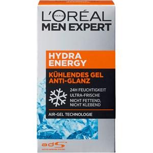 L'Oréal Paris Men Expert - Gesichtspflege - Hydra Energy Kühlendes Feuchtigkeits-Gel