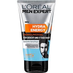L'Oréal Paris Men Expert - Gesichtspflege - Hydra Energy Reinigungsgel