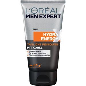 L'Oréal Paris Men Expert - Gesichtspflege - Hydra Energy Xtreme Tägliche Reinigung mit Kohle