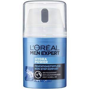 L'Oréal Paris Men Expert - Gesichtspflege - Hydra Power Mountain Water Feuchtigkeitspflege
