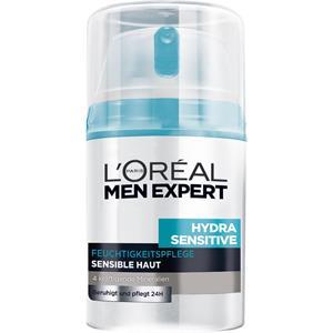 L'Oréal Paris - Facial care - Hydra Sensitive - Moisturiser - Sensitive Skin
