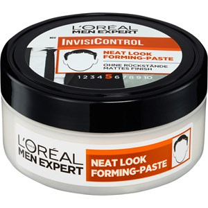L'Oréal Paris - Hair Styling - InvisiControl Neat Look Forming-Paste