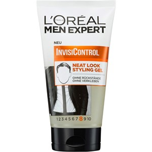 L'Oréal Paris - Hair Styling - InvisiControl Neat Look Styling Gel