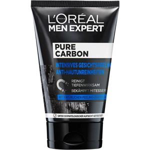 L'Oréal Paris Men Expert - Pure Charcoal - Gesichtspeeling Anti-Hautunreinheiten