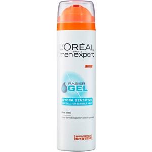 L'Oréal Paris - Shaving care - Hydra Sensitive - Shaving Gel - Especially for Sensitive Skin