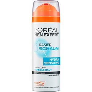 L'Oréal Paris Men Expert - Rasurpflege - Hydra Sensitive - Rasierschaum