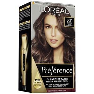 L'Oréal Paris - Préférence - 6.21 Helles Perlmuttbraun