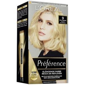 L'Oréal Paris - Préférence - 9 Helles Naturblond