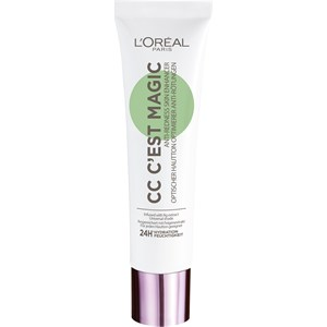 L'Oréal Paris - Primer & Corrector - Anti-Redness Skin Enhancer