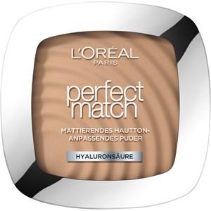 L'Oréal Paris - Puder - Perfect Match Puder