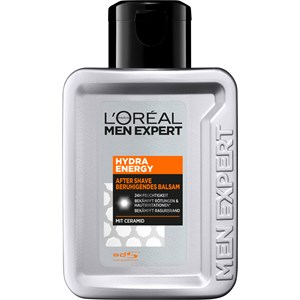 L'Oréal Paris Men Expert - Rasurpflege - Hydra Energy After Shave Reparierender Balsam 24H Feuchtigkeit
