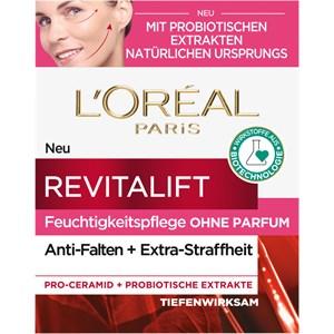 L'Oréal Paris - Revitalift - Klassik Feuchtigkeitspflege Ohne Parfum