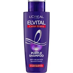 L'Oréal Paris - Shampoo - Color Glanz Purple Shampoo