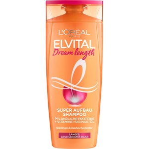 L'Oréal Paris - Shampoo - Dream Length Super Aufbau Shampoo