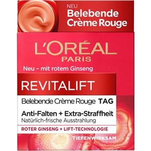 L'Oréal Paris - Tag & Nacht - Belebende Crème Rouge Tagespflege