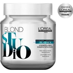 L'Oréal Professionnel - Blond Studio - Blond Studio Platinium without ammonia