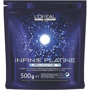 L'Oreal Professionnel - Haarfarben & Tönungen - Infinie Platine Pro Keratine
