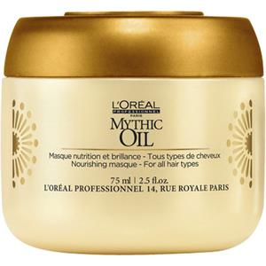 L´Oreal Professionnel Haarpflege Mythic Oil Maske 75 ml