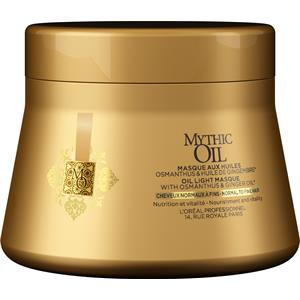 L'Oreal Professionnel - Mythic Oil - Mask for Fine Hair