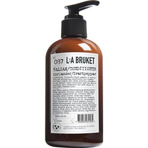 La Bruket - Conditioner - Nr. 087 Conditioner Coriander/Black Pepper