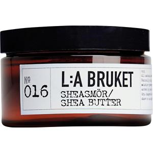 La Bruket - Gesichtscremes - Nr. 016 Shea Butter Natural