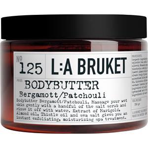 La Bruket - Lotions et beurres corporels - No. 125 Body Butter Bergamot/Patchouli