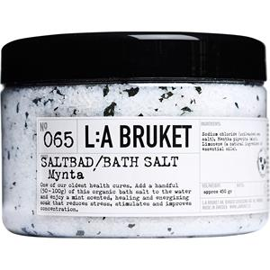 La Bruket - Bath salts - No. 065 Bath Salt Mint