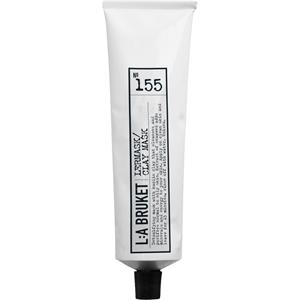 Image of La Bruket Gesichtspflege Masken Nr. 155 Clay Mask Natural 100 ml