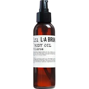 La Bruket - Öljyt - Nr. 131 Body Oil Wild Rose