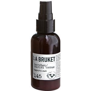 Image of La Bruket Gesichtspflege Rasurpflege Nr. 145 Shaving Cream Shea Shave 200 ml