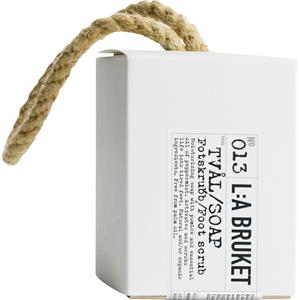 La Bruket - Saippuat - Nr. 013 Rope Soap Foot Scrub