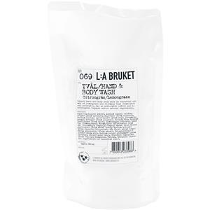 La Bruket - Seifen - Nr. 069 Hand & Body Wash Lemongrass Refill