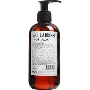 La Bruket - Sabões - Nr. 069 Liquid Soap Lemongrass
