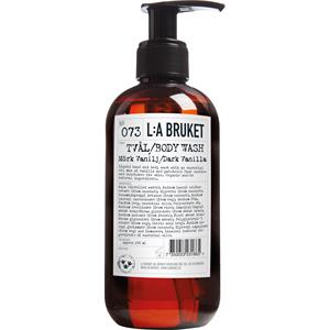 La Bruket - Saippuat - Nr. 073 Liquid Soap Dark Vanilla