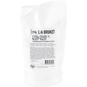 La Bruket - Seifen - Nr. 074 Hand & Body Wash Cucumber/Mint Refill