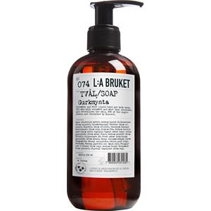 La Bruket - Seifen - Nr. 074 Liquid Soap Cucumber/Mint