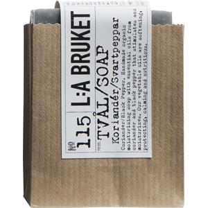 La Bruket - Seifen - Nr. 115 Bar Soap Coriander/Black Pepper