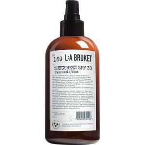La Bruket - Sonnencreme - Nr. 169 Sunscreen SPF 30 Patchouli/Mint