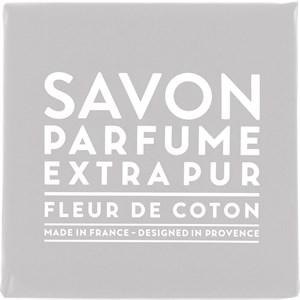 La Compagnie de Provence - Feste Seifen - Cotton Flower Scented Soap