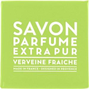La Compagnie de Provence - Feste Seifen - Fresh Verbena Scented Soap