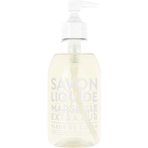 La Compagnie de Provence - Flüssigseifen - Cotton Flower Liquid Marseille Soap