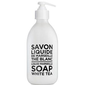 La Compagnie de Provence - Flüssigseifen - Liquid Soap White Tea