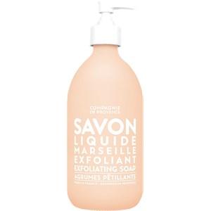 La Compagnie de Provence - Peeling Seifen - Argumes Pétillants Liquid Exfoliant Soap
