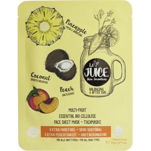 La Juice - Masken - Balancing & After Sun Mask