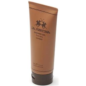 Image of La Martina Herrendüfte Hombre Shower Gel 200 ml