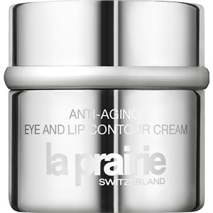 Image of La Prairie Hautpflege Augen- & Lippenpflege Anti-Aging Eye & Lip Contour Cream 20 ml
